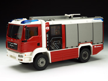Модель 1:43 MAN TGM Rosenbauer AT Fire Service